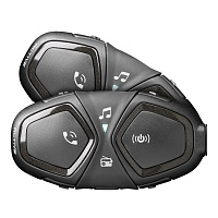 Interphone Active Twin Pack Мотогарнитура на шлем